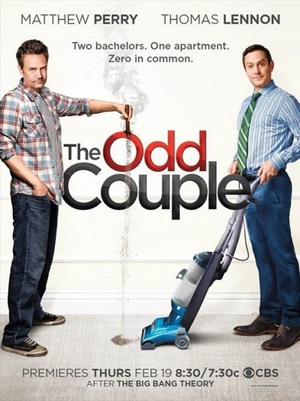 The Odd Couple (TV Series 2015- ) DVD Release Date
