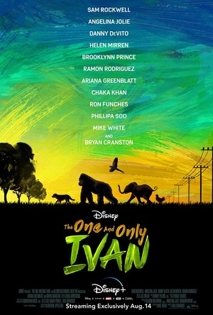 The One and Only Ivan (2020) DVD Release Date