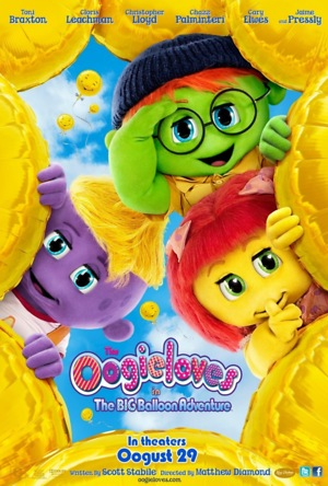 The Oogieloves in the Big Balloon Adventure (2012) DVD Release Date