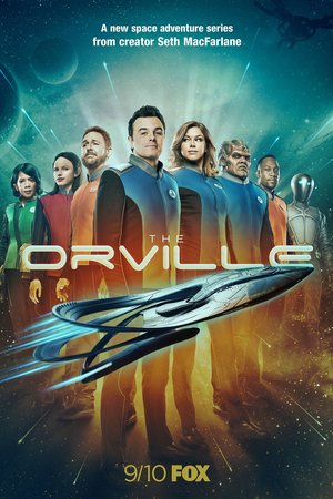 The Orville (TV Series 2017- ) DVD Release Date