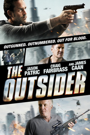 The Outsider (2013) DVD Release Date