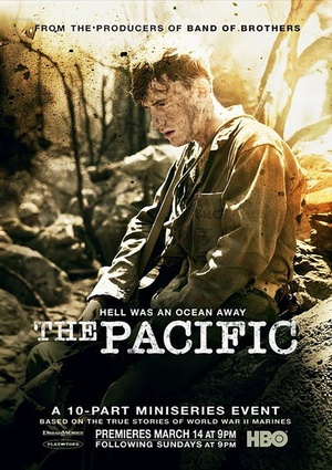 The Pacific (TV mini-series 2010) DVD Release Date
