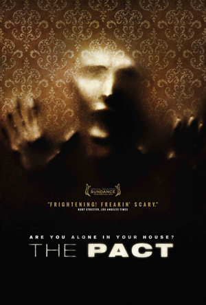 The Pact (2012) DVD Release Date