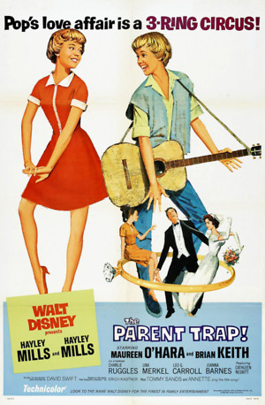 The Parent Trap (1961) DVD Release Date