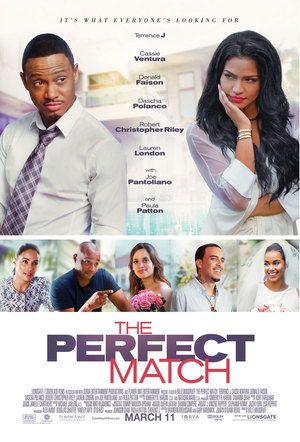 The Perfect Match (2016) DVD Release Date