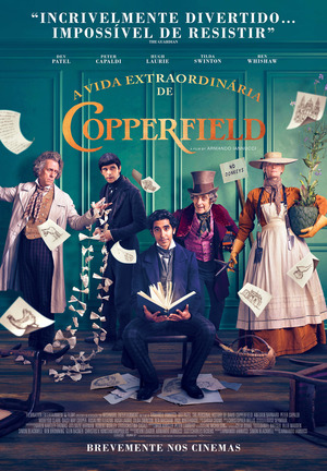 The Personal History of David Copperfield (2019) DVD Release Date