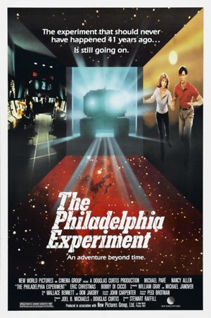 The Philadelphia Experiment (1984) DVD Release Date