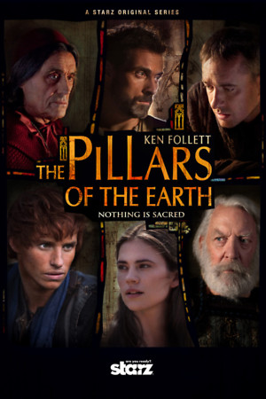 The Pillars of the Earth (TV mini-series 2010) DVD Release Date