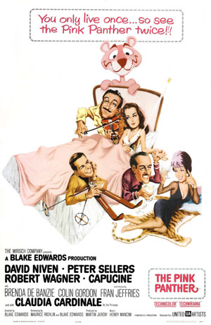 The Pink Panther (1963) DVD Release Date