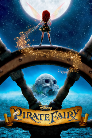 The Pirate Fairy (2014) DVD Release Date
