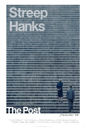 The Post (2017) DVD Release Date