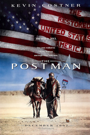 The Postman (1997) DVD Release Date