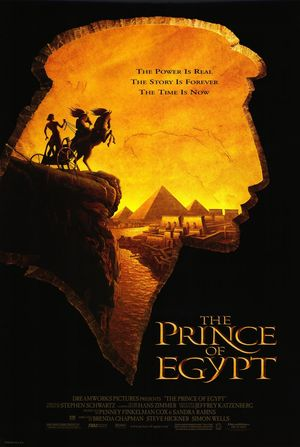 The Prince of Egypt (1998) DVD Release Date