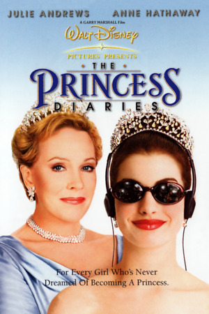The Princess Diaries (2001) DVD Release Date