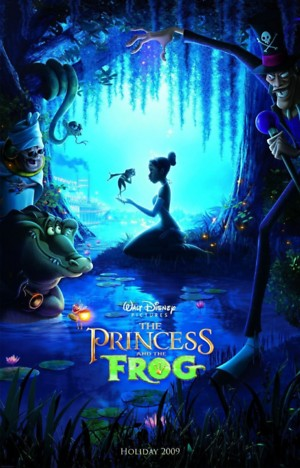 The Princess and the Frog (2009) DVD Release Date