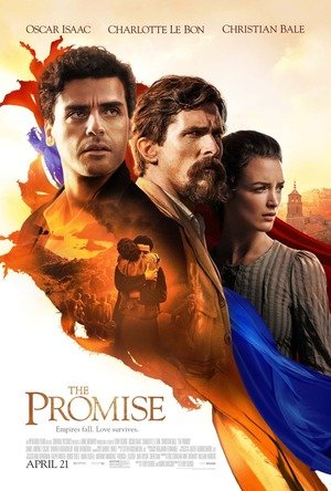 The Promise (2016) DVD Release Date