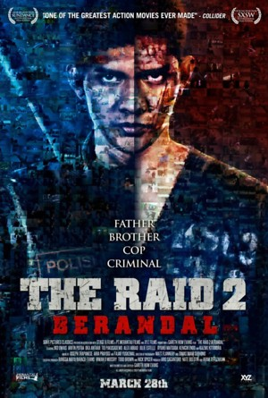 The Raid 2 (2014) DVD Release Date