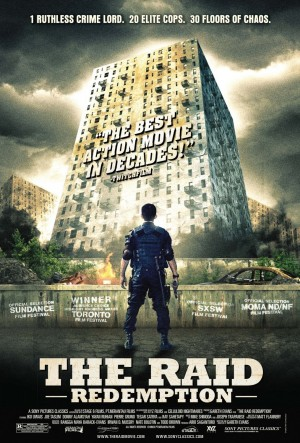 The Raid: Redemption (2012) DVD Release Date
