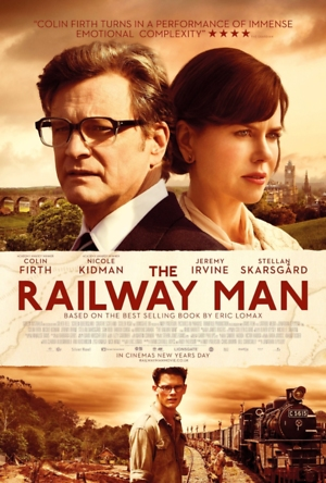 The Railway Man (2013) DVD Release Date