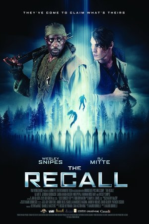 The Recall (2017) DVD Release Date