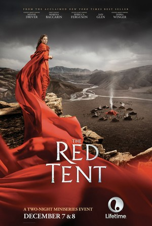 The Red Tent (TV Mini-Series 2014) DVD Release Date