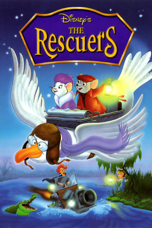 The Rescuers (1977) DVD Release Date