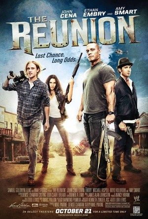 The Reunion (2011) DVD Release Date