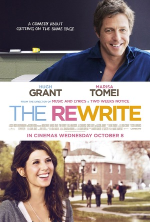The Rewrite (2014) DVD Release Date