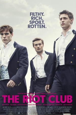 The Riot Club (2014) DVD Release Date