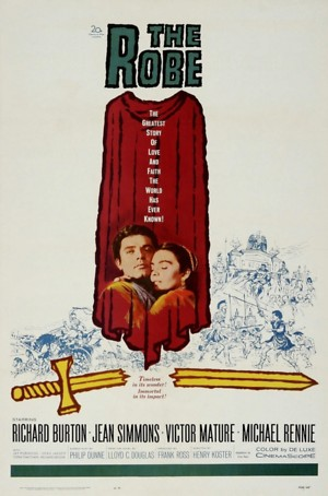 The Robe (1953) DVD Release Date