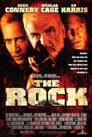 The Rock (1996) DVD Release Date