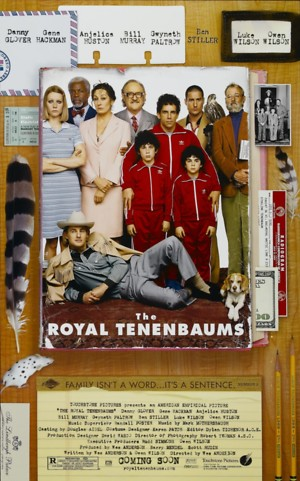 The Royal Tenenbaums (2001) DVD Release Date