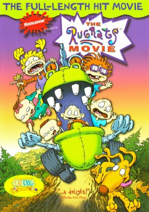 The Rugrats Movie (1998) DVD Release Date