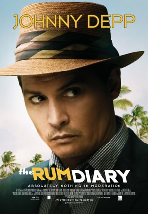The Rum Diary (2011) DVD Release Date