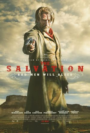 The Salvation (2014) DVD Release Date