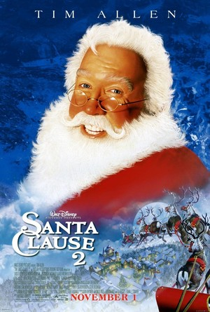 The Santa Clause 2 (2002) DVD Release Date