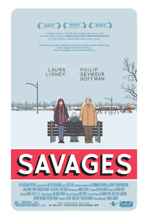 The Savages (2007) DVD Release Date