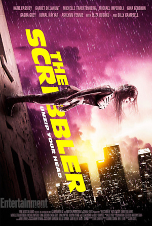 The Scribbler (2014) DVD Release Date
