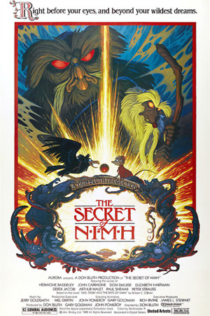 The Secret of NIMH (1982) DVD Release Date