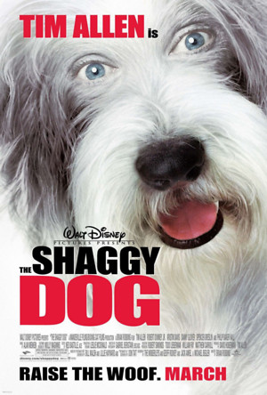 The Shaggy Dog (2006) DVD Release Date