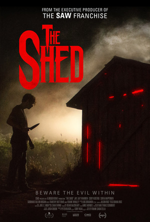 The Shed (2019) DVD Release Date