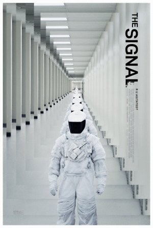 The Signal (2014) DVD Release Date