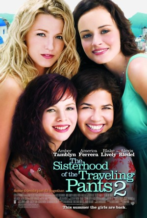 The Sisterhood of the Traveling Pants 2 (2008) DVD Release Date