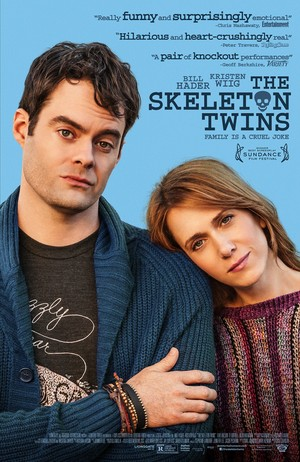 The Skeleton Twins (2014) DVD Release Date