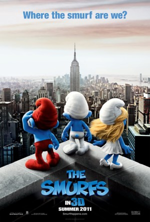 The Smurfs (2011) DVD Release Date