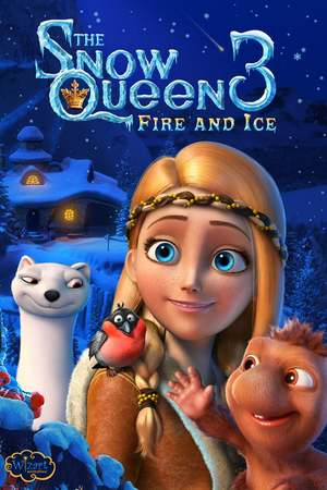 The Snow Queen 3: Fire and Ice (2016) DVD Release Date