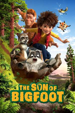 The Son of Bigfoot (2017) DVD Release Date