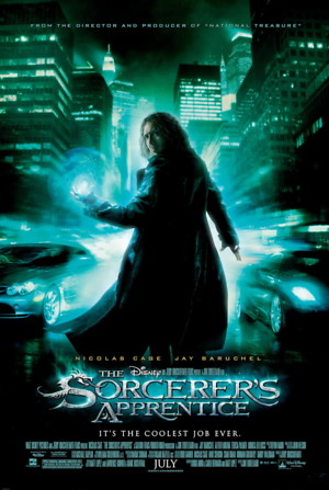 The Sorcerer's Apprentice (2010) DVD Release Date
