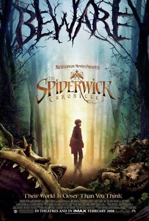 The Spiderwick Chronicles (2008) DVD Release Date