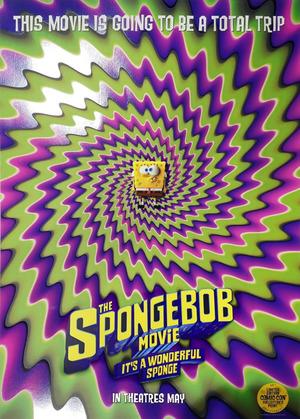 2020 New Dvd Releases The SpongeBob Movie: It's a Wonderful Sponge DVD Release Date